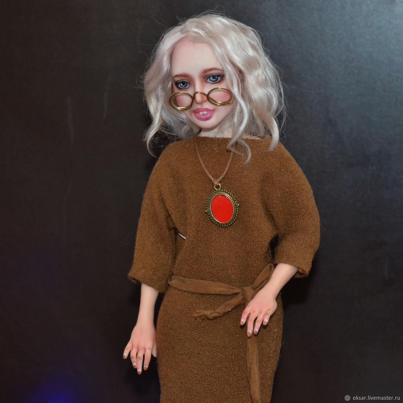 Сделать куклу по фотографии человека