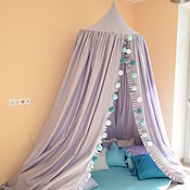 Для дома и интерьера handmade. Livemaster - original item The magic play tent