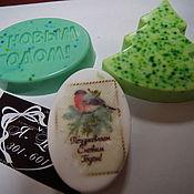 Косметика ручной работы handmade. Livemaster - original item Soap hand rabotv. Handmade.