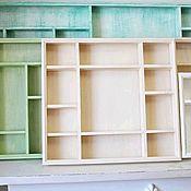 Для дома и интерьера handmade. Livemaster - original item Kitchen shelf without filling. Handmade.