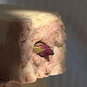 Косметика ручной работы handmade. Livemaster - original item Pink Silk. Natural handmade soap. Handmade.