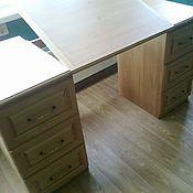 Для дома и интерьера ручной работы. Ярмарка Мастеров - ручная работа Письменный стол. Handmade.