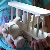 Техника, роботы, транспорт ручной работы. Ярмарка Мастеров - ручная работа самолёт. Handmade.