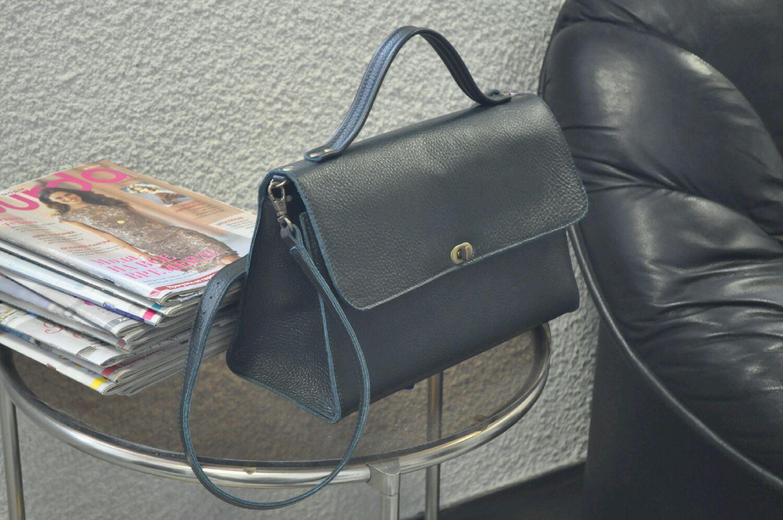 f4f73d040ee4 Кожаная сумка ручной работы – купить в интернет-магазине на Ярмарке ...