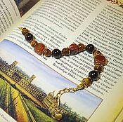 Украшения handmade. Livemaster - original item Bracelet made of natural stones