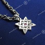 Русский стиль handmade. Livemaster - original item Star of Russia (stone). Handmade.