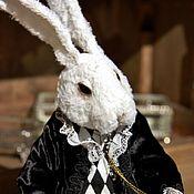 Куклы и игрушки handmade. Livemaster - original item The March Rabbit. Handmade.