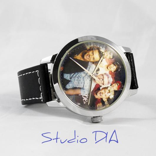 Оригинальные Дизайнерские Часы Под Заказ - Фото Группы. Студия Дизайнерских Часов DIA.