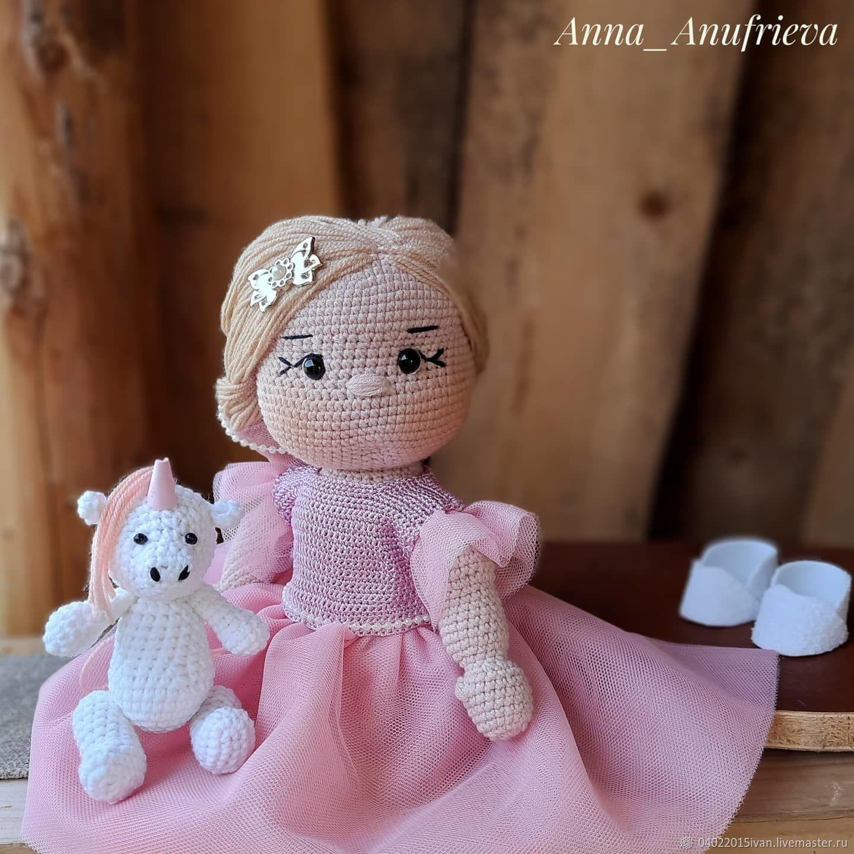 Кукла Варя, Вальдорфские куклы и звери, Михайловск,  Фото №1