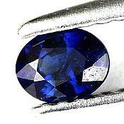 Материалы для творчества handmade. Livemaster - original item Sapphire blue. Handmade.