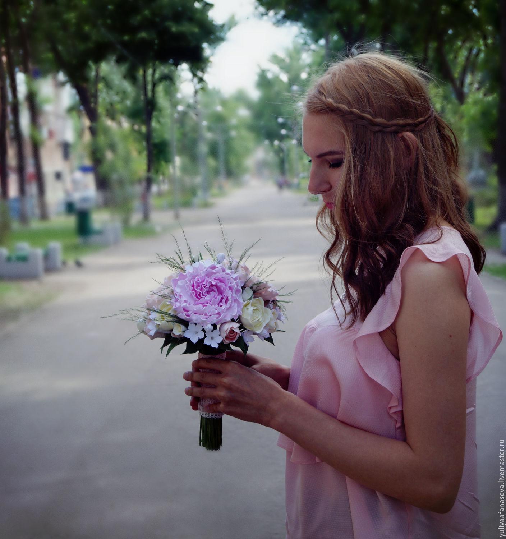 Купить свадебный букет в самаре цветы