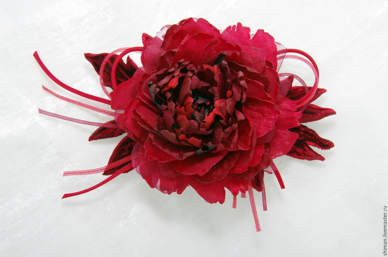 Купить цветы из ткани в санкт-петербурге цветы с доставкой уфа флоранж