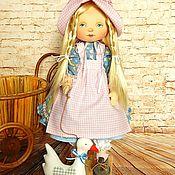 Куклы и игрушки ручной работы. Ярмарка Мастеров - ручная работа Малышка Энни. Handmade.