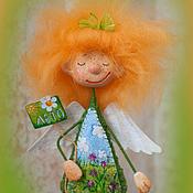 Куклы и игрушки ручной работы. Ярмарка Мастеров - ручная работа Девчушки для Оксаны. Handmade.