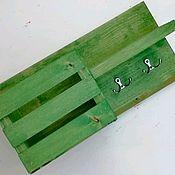 Для дома и интерьера handmade. Livemaster - original item Housekeeper *Green*. Handmade.