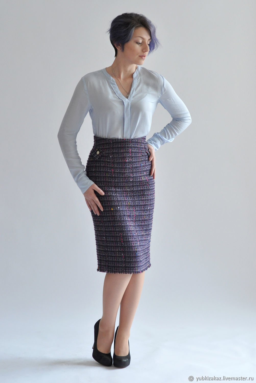 Chanel skirt wool, Skirts, Novosibirsk,  Фото №1