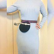 Сумки и аксессуары handmade. Livemaster - original item Mira waist bag. Handmade.