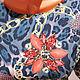 Платья ручной работы. Длинное платье из шерсти Этро. LADY SHRI (ОЛЬГА). Ярмарка Мастеров. Теплое платье в пол