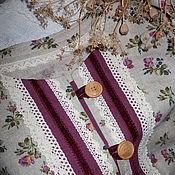 Одежда ручной работы. Ярмарка Мастеров - ручная работа Пыльник  льняной. Handmade.