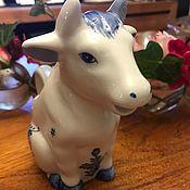 Винтаж handmade. Livemaster - original item The milkman