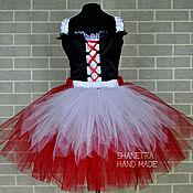 Одежда handmade. Livemaster - original item THE RED RIDING HOOD COSTUME. Handmade.