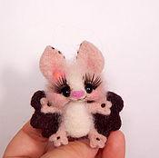 Куклы и игрушки ручной работы. Ярмарка Мастеров - ручная работа Мыша. Handmade.