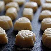 Косметика ручной работы handmade. Livemaster - original item Tiles from cocoa butter