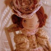 Куклы и игрушки ручной работы. Ярмарка Мастеров - ручная работа Мисс Корица.Мiss Cinnamon. Handmade.