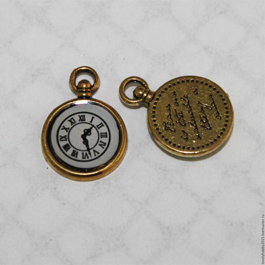 Металлическая фурнитура `Часы счастья`