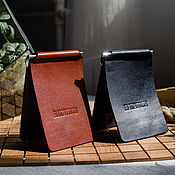 Сумки и аксессуары handmade. Livemaster - original item Wallet mens leather money clip ORLEANS JR.. Handmade.