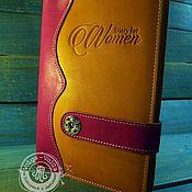 Канцелярские товары handmade. Livemaster - original item diary Women. Handmade.