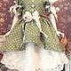 Одежда для кукол ручной работы. Аутфит для куклы БЖД (MCD)  №35. Ольга Фоменко 'Кукольный гардероб'. Ярмарка Мастеров.