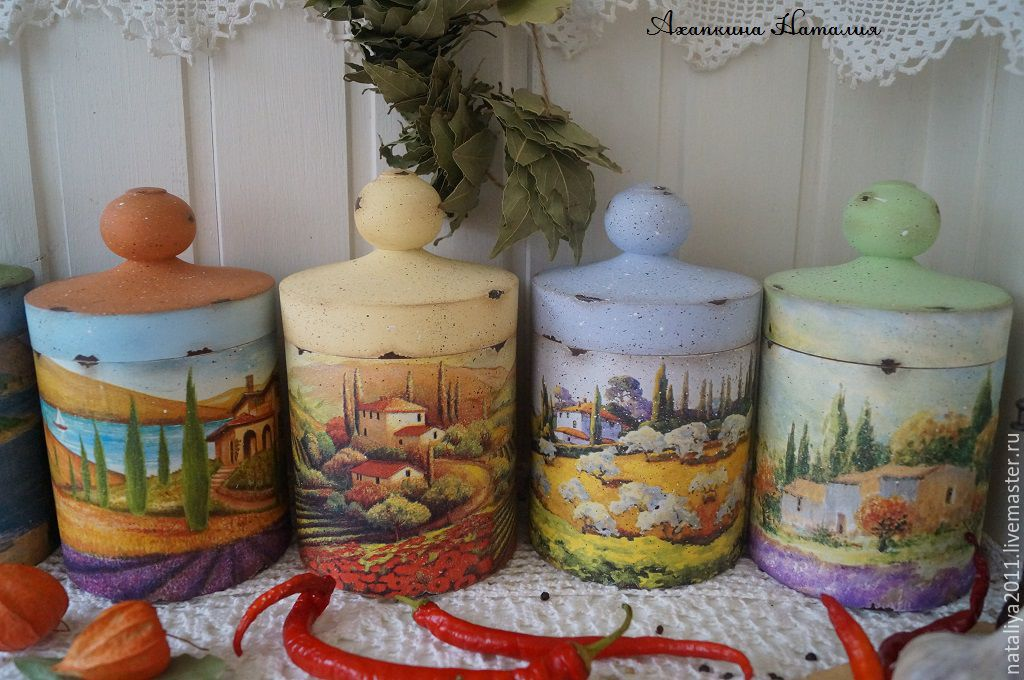 'For the soul'-a Set of dishes, Jars, Moscow,  Фото №1