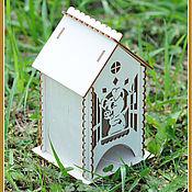 Материалы для творчества handmade. Livemaster - original item Tea house with a pig. Handmade.