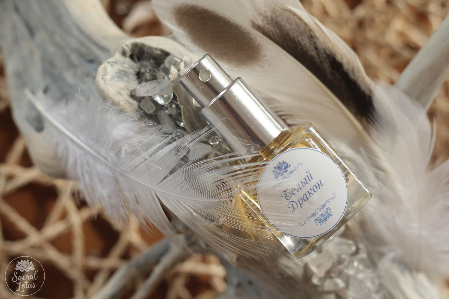 White Dragon, the Ethereal essence, Perfume, Goryachy Klyuch,  Фото №1