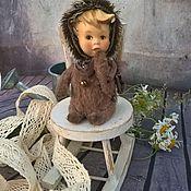 Куклы и игрушки ручной работы. Ярмарка Мастеров - ручная работа Нико маленький ёж. Handmade.
