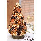 Подарки к праздникам handmade. Livemaster - original item Christmas ECO-tree for the interior. Handmade.