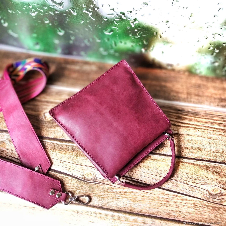 Leather bag, Classic Bag, Novosibirsk,  Фото №1