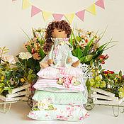"""Куклы и игрушки ручной работы. Ярмарка Мастеров - ручная работа Маленькая принцесса """"Мята"""". Handmade."""