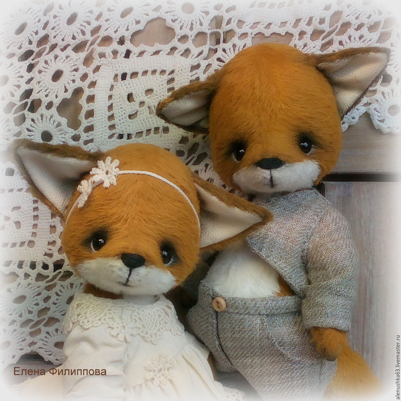 Марта и Мартин, Мягкие игрушки, Кинель,  Фото №1