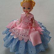 Подарки к праздникам ручной работы. Ярмарка Мастеров - ручная работа Кукла-шкатулка. Handmade.