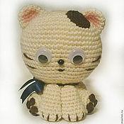 Куклы и игрушки ручной работы. Ярмарка Мастеров - ручная работа Японский котик. Handmade.