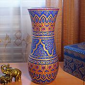 """Для дома и интерьера ручной работы. Ярмарка Мастеров - ручная работа Ваза """"Персия"""". Handmade."""