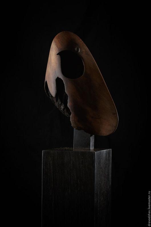 Элементы интерьера ручной работы. Ярмарка Мастеров - ручная работа. Купить Скульптура из Агарового дерева «Прыжок». Handmade. Скульптура, подарок