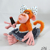 """Неземная красота""...обезьянка"