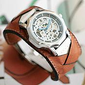 Украшения handmade. Livemaster - original item watches: Oliver Browny. Handmade.