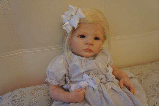 Куклы-младенцы и reborn ручной работы. Ярмарка Мастеров - ручная работа. Купить Кукла Юленька.. Handmade. Кукла ручной работы