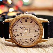 Украшения handmade. Livemaster - original item Wooden watches, women`s watches, oak, 03R3530OO. Handmade.