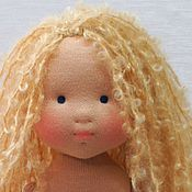 Куклы и игрушки ручной работы. Ярмарка Мастеров - ручная работа Злата, 35 см. Handmade.