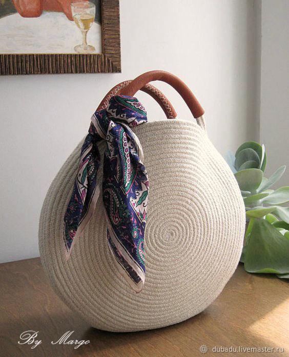 Summer beach bag 'Scallop', Beach bag, Moscow,  Фото №1